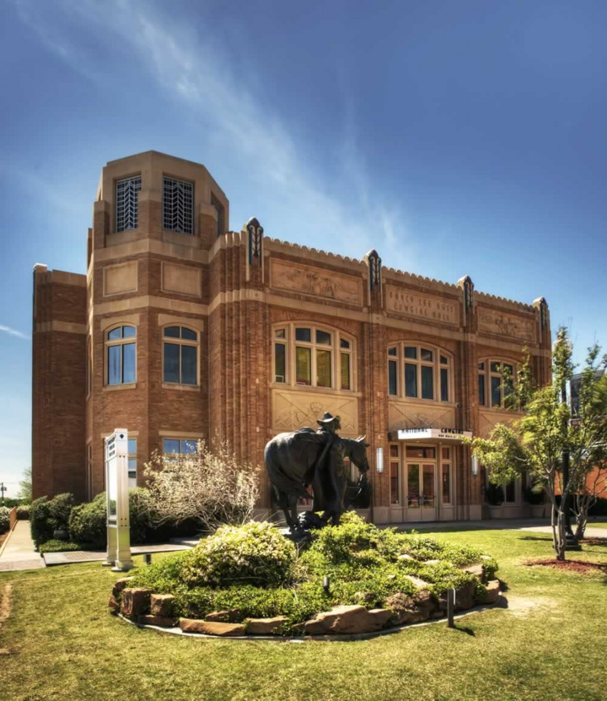 Cowgirl-Hall-of-Fame-Museum-Exterior1-887x1024